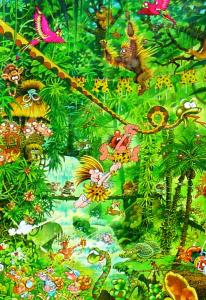 8786 Jungle Life