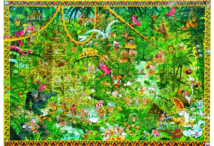 Amazonas – 1993